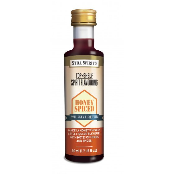 Still Spirits Top Shelf Honey Spiced Whiskey Liqueur Flavouring