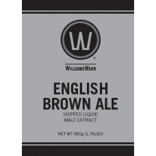 Williams Warn English Brown Ale 10 Litre Kit