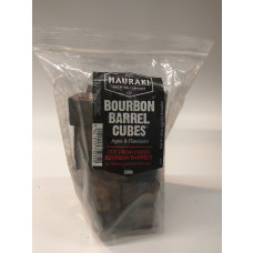 Bourbon Barrel Cubes - 500gm