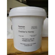 Tasman Honey for Mead Making - 5kg bucket