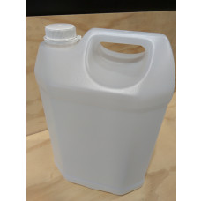 KIT - 5L Plastic Carbouy (natural) with Lid