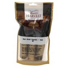 Vintner's Harvest Heat Shrink Capsules - Gold x30