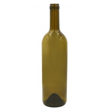 Vintner's Harvest Wine Bottles -750ml Green Claret x12