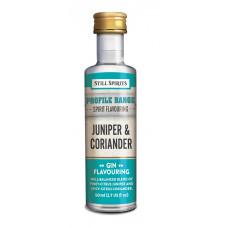 Still Spirits Profiles Gin Juniper and Coriander