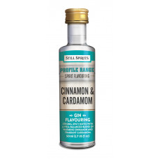 Still Spirits Profiles Gin Cinnamon and Cardamom