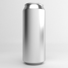 Aluminium Beer Can With Lid - 500ml x 207