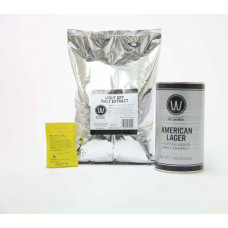Williams Warn American Lager 23/25 Litre Kit
