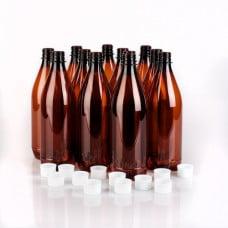 12 x 750ml PET Bottles