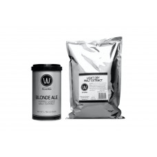 Williams Warn Blonde Ale 23/25 Litre Kit