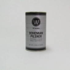 Williams Warn Bohemian Pilsner 1.7kg can