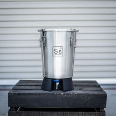 Ss Brew Bucket Mini Stainless Fermenter