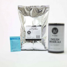 Williams Warn English Brown Ale 23/25 Litre Kit