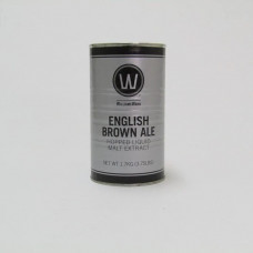 Williams Warn English Brown Ale 1.7kg can