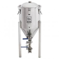 "SS Brewtech ""Chronical"" - Stainless Steel Conical 26 Litre Fermenter"
