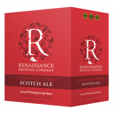 Stonecutter Scotch Ale by Renaissance Brewery - 6x330mL Bottles
