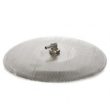 Domed Stainless Steel False Bottom (39cm) kit