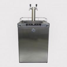 Kegerator (Series X) Dual Intertap Taps (kegs optional)