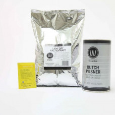 Williams Warn Dutch Pilsner 23/25 Litre Kit