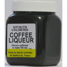 Spirits Unlimited Coffee Liqueur flavouring