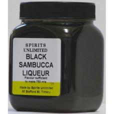 Spirits Unlimited Black Sambucca Liqueur flavouring