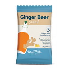 Mad Millie Ginger Beer Yeast 5g x 3