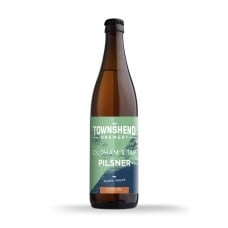 Oldham's Tap Pilsner by Townshend Brewery - 500ml