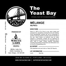The Yeast Bay - Melange