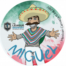 "The League ""Miguel"" - Mexican Cerveza -  All Grain Kit 23l"