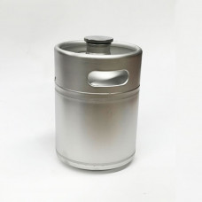 2L Stainless Mini Keg