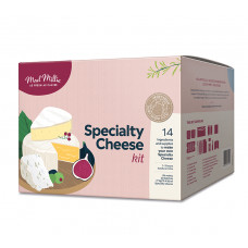 Mad Millie Specialty Cheese Kit & Cultures