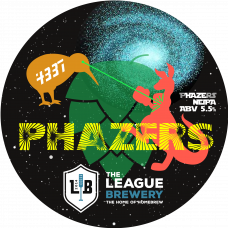 "The League ""Phazers"" - New England IPA (NEIPA) Partial Extract Kit"