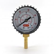 Push In Pressure Gauge - 8mm