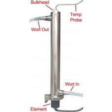RIMS Heat Stick Heat exchanger housing