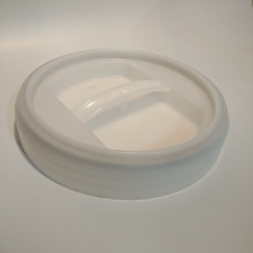 Replacement lid for barrel-style fermenters (Ampi lid)