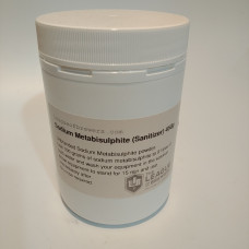 Sodium Metabisulphite (Sanitizer) - 450g
