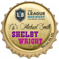 "The League ""Shelby Wright"" - Westcoast IPA Partial Extract Kit 23l"
